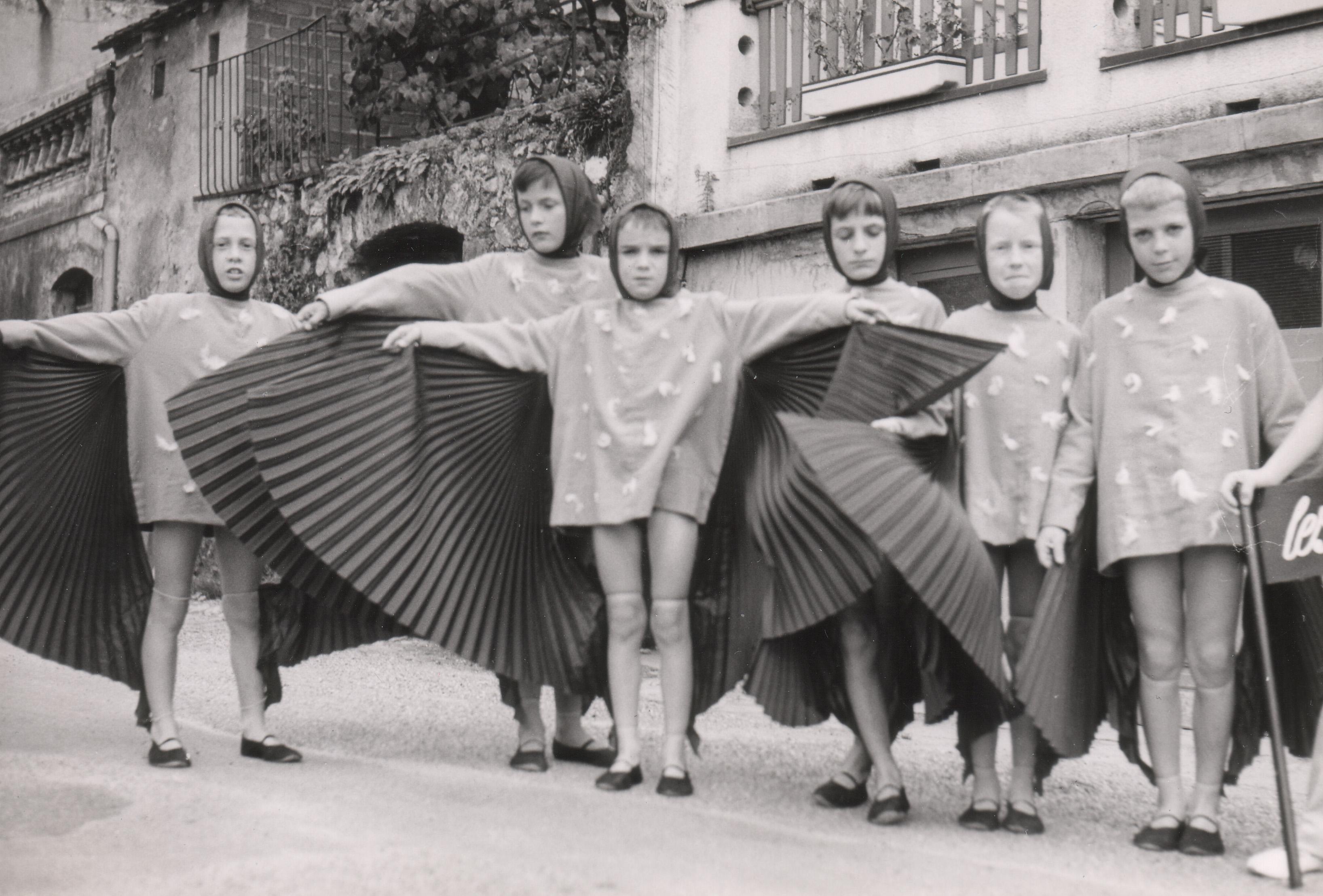 1962 Cortège - Fête des Vendanges Lutry