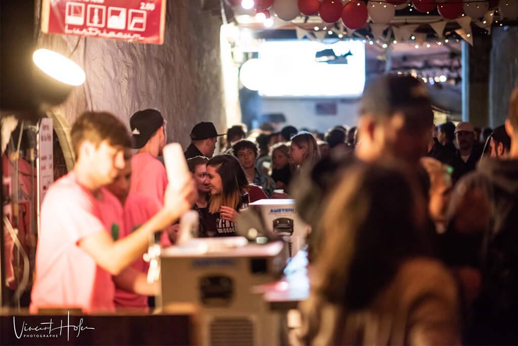 Fête des Vendanges Lutry - Caveaux et bars